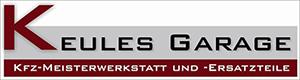 Keules Garage – KFZ-Meisterwerkstatt & Ersatzteile Logo